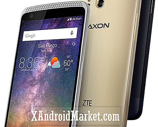 ZTE Axon Pro modtager nu Marshmallow opdatering