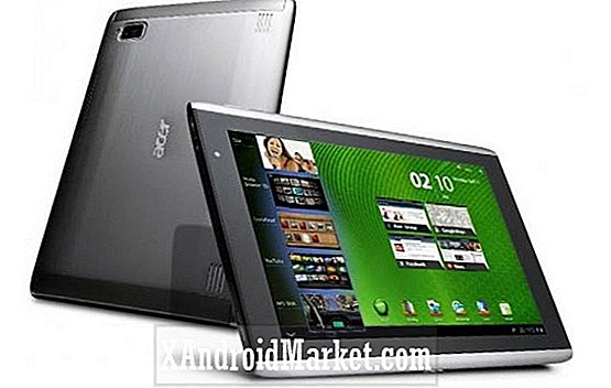 Målpris for Iconia Tab A700 Unveiled