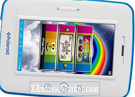 Polaroid onthult Android-kindertablet voor $ 149,99