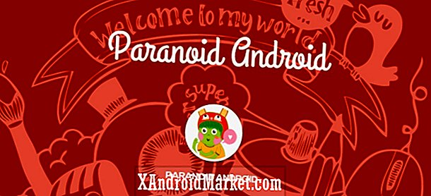 Paranoid Android 4.4 atteint la version stable RC1 - à télécharger!