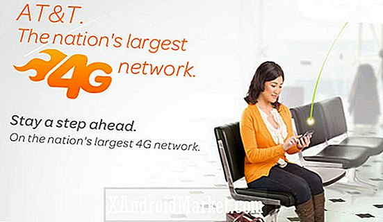 AT & T schakelt zijn 4G LTE-service in Seattle, Portland en meer in