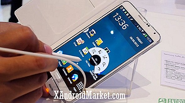 Video: Samsung Galaxy Note 3 Air Command-menu in actie!