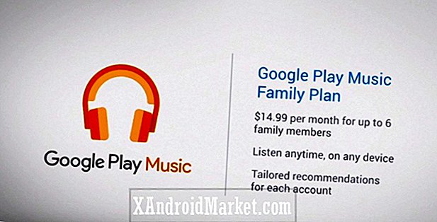 Google anuncia el plan familiar de Play Music, $ 14.99 por mes para hasta 6 personas