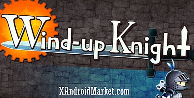 Wind-Up Knight - Awesome High-End 3D Android Spil [GRATIS]