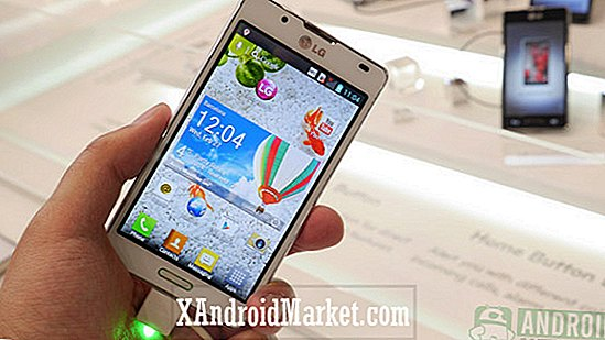 LG Optimus L7 II eerste kennismaking en hands-on preview [video]