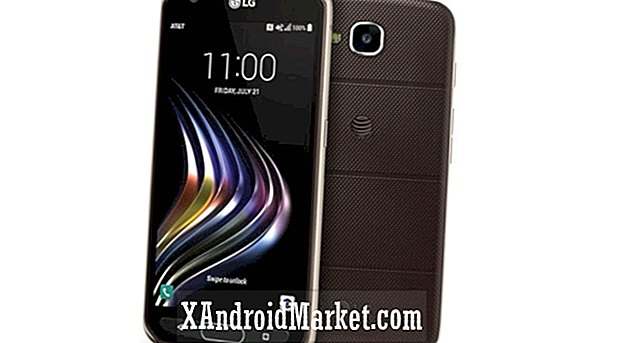 LG X-venture er en robust smarttelefon eksklusiv for AT & T