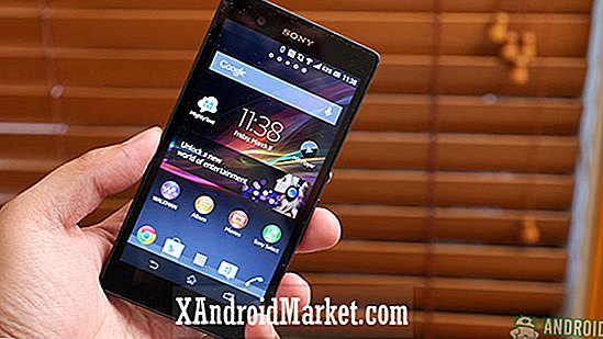 Sony belicht Exmor RS camera-technologie in Xperia Z via video