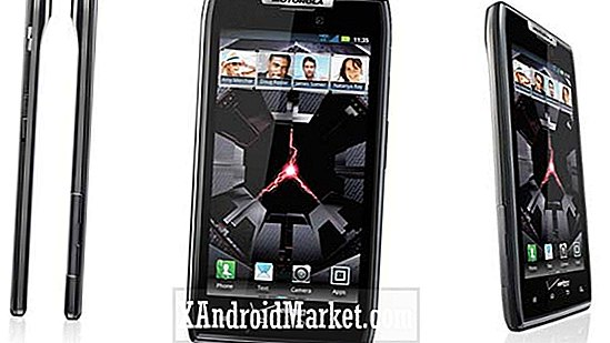 Droid RAZR: Pre-Orders start Tomorrow, Ships No-Later dan 10 November