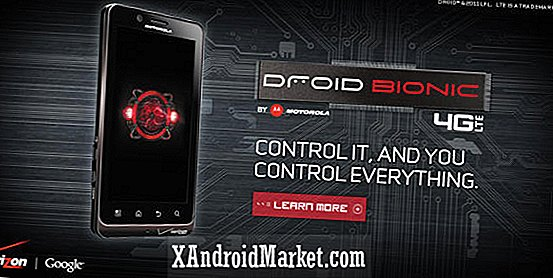 "Motorola DROID Bionic Unleashed sur Verizon, promet ""Dominion Over All"""