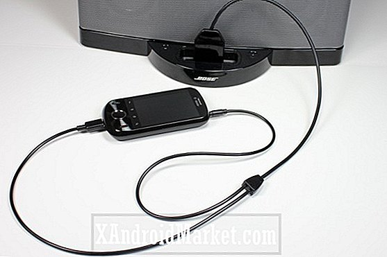 dockBoss + bringer iOS Speaker Dock & Peripheral Support til Android Devices & More