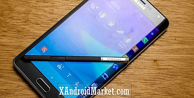 Galaxy Note Edge på salg i USA koster iPhone6 Plus penger