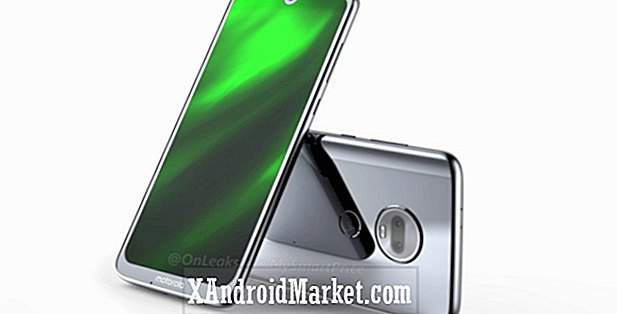 Moto G7 ser på Oppo og Vivo for hak inspiration?