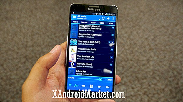 Android 4.4.4 opdatering kommer til Verizon's Galaxy Note 3