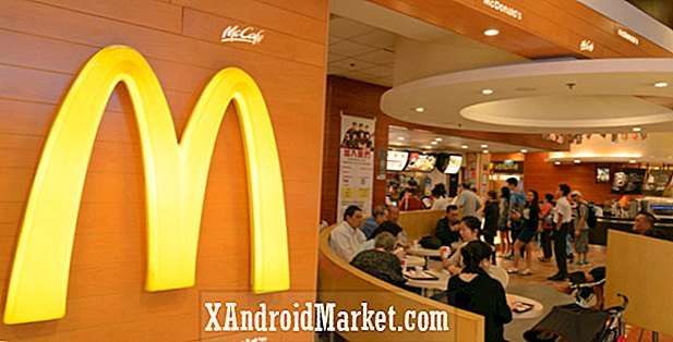 McDonald's en Samsung installeren tablets in Britse restaurants