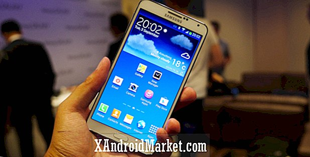 Samsung Galaxy Note 3 officiële specificaties