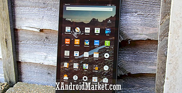 Amazon Fire HD 10 hands-on indtryk