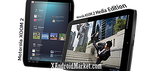 Motorola officiellement Intros XOOM 2, XOOM 2 Media Edition