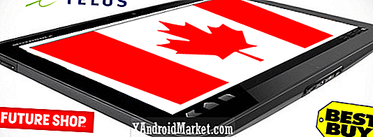 Motorola Xoom kommer til Canada via Future Shop Telus og Best Buy