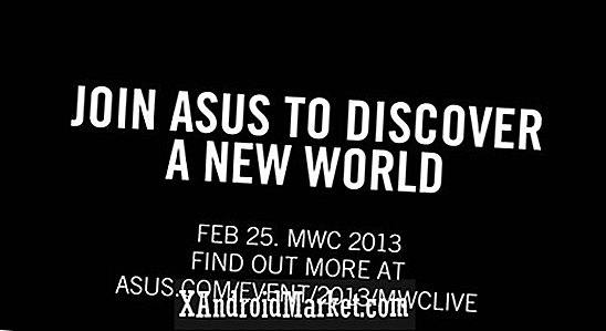 Ny Asus MWC teaser funktioner Christopher Columbus [video]