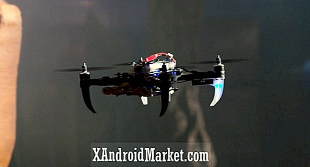 Video: Qualcomm viser av Snapdragon Flights smarte drone-evner