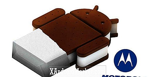 No Ice Cream Sandwich para Atrix 4G, Electrify y Photon 4G, Motorola revela