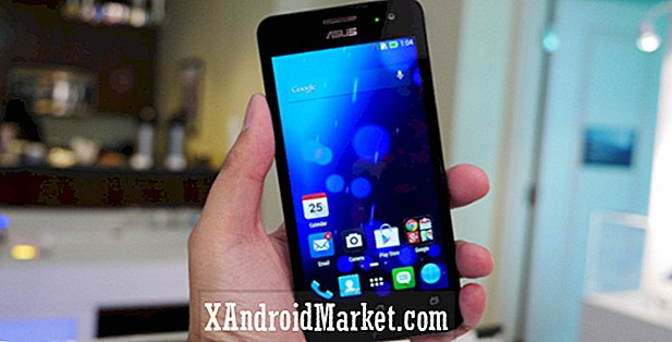 Asus Zenfone 5 hands-on preview: video og billedgalleri