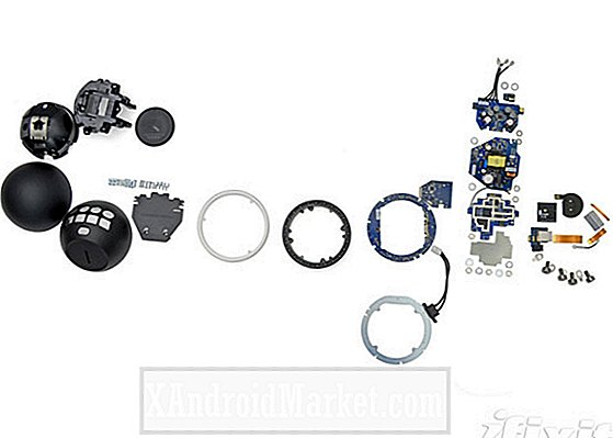 Google Nexus Q får iFixit teardown behandling