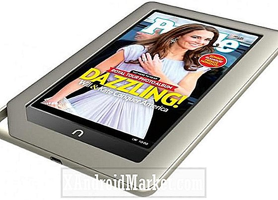 Is Barnes & Noble Nook de zwakke schakel in de tablet?