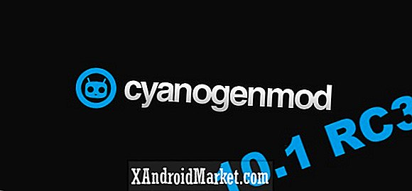 CyanogenMod 10.1 RC3 til download