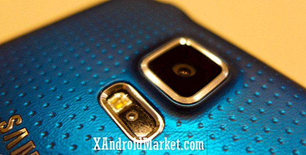 """Samsung annoncerer Galaxy S5's """"Camera Failed"""" problem"""