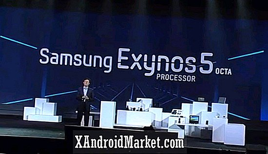 Watch Samsung introduserer Exynos 5 Octa og Youm fleksibel skjerm [video]