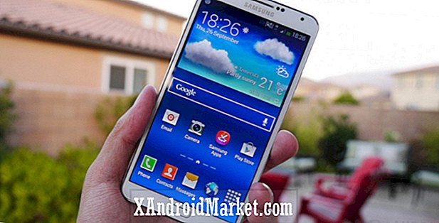 Verizon Note 3 Developer Edition spottet på Samsungs eget nettsted