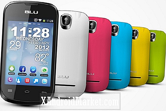 Blu Dash 3.5 Dual SIM Android for under $ 100