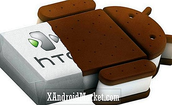 Officiel Android 4.0 ICS ROM til HTC Thunderbolt lækket