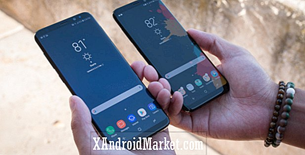 Samsung Galaxy S8, S8 Plus Oreo bygger lækket med Dolby Atmos support