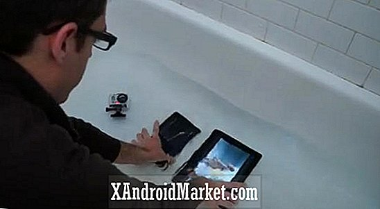 Nexus 7 vs iPad: vann- og slipptester vunnet av Googles Jelly Bean tablet [video]