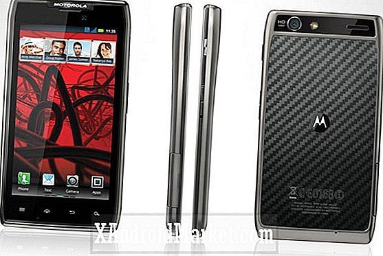 Carphone Warehouse offre le Motorola Razr Maxx gratuitement