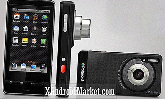 Polaroid kamera nu Powered by Android