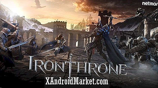 Netmarble's nye MMO strategispil kaldes Iron Throne (Update: Available Now!)