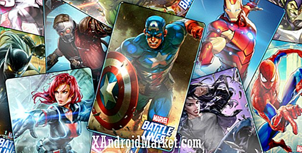 Marvel et Nexon s'associent pour le jeu de cartes Marvel Battle Lines