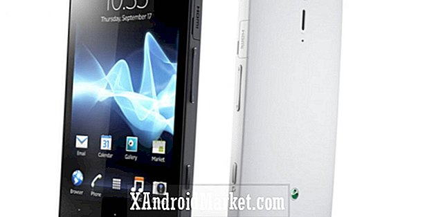 "Sony Xperia S har ""smuss-repellent Coating"" og ""Fast Charging"""