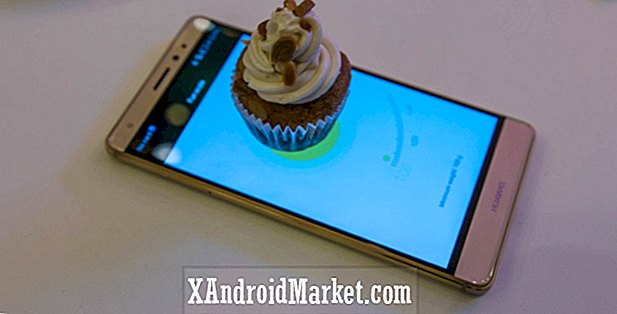 Huawei Mate S med Force Touch hands-on