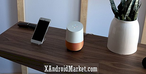 Hvilke apps har Google Home support?