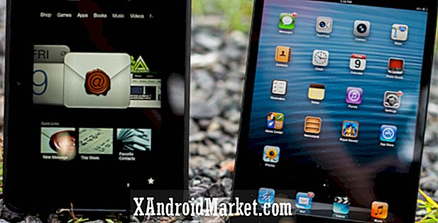 Kupon websted: flere mennesker interesseret i Kindle Fire end iPad mini