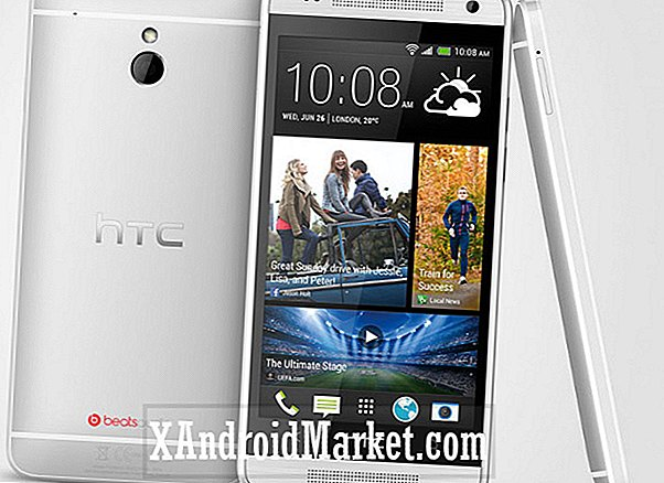 HTC One Mini kommer til AT & T den 23. august, kun $ 99 med kontrakt