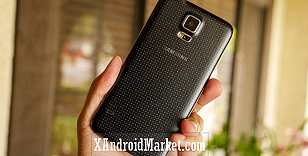 Lollipop lance le Samsung Galaxy S5 d'AT & T aujourd'hui