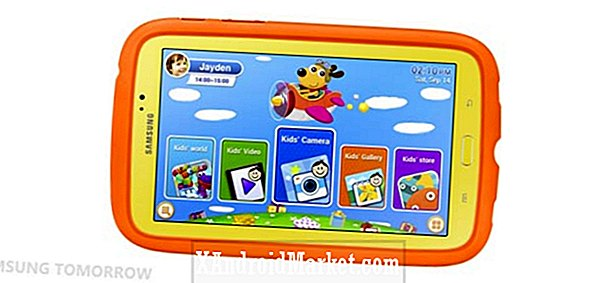 Samsung Galaxy Tab 3 Kids nu officielle, kommer først til Sydkorea i september