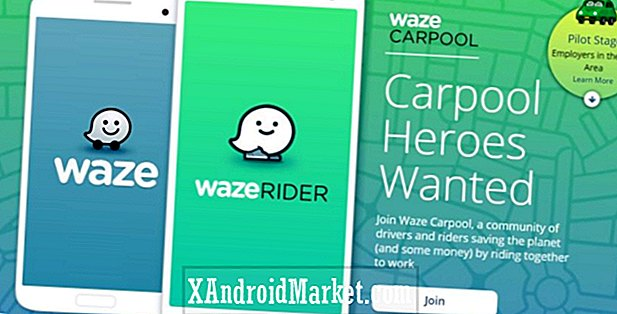 Googles Waze tar carpooling till San Francisco Bay Area