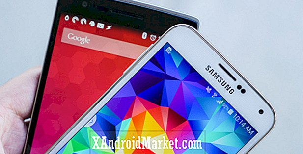 OnePlus One Vs.  Comparaison Samsung Galaxy S5