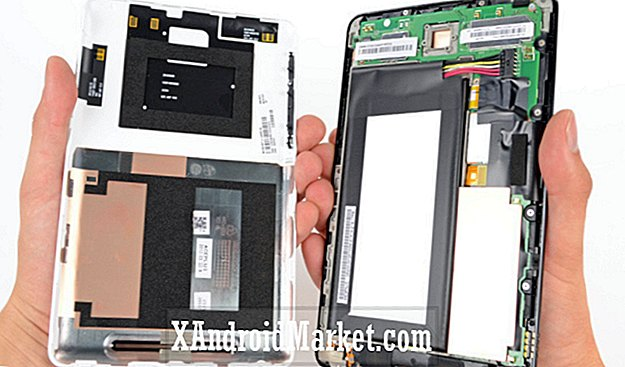 La construction du Nexus 7 a coûté 184 dollars à Google.
